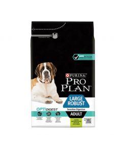 Purina Proplan Dog Adult Large Robust Sensitive Digestion OptiDigest 14 kg- La Compagnie des Animaux