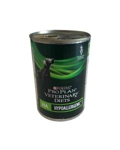 Purina Proplan PPVD Canine Hypoallergenique HA 12 x 400 grs