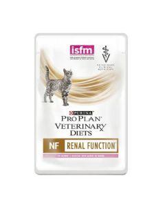 Purina Proplan PPVD Féline Rénal NF Pochons Saumon 10 X 85 g - La compagnie des animaux