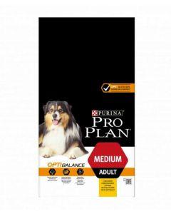 Purina Pro Plan Dog Medium Adult OPTIBALANCE remplace OPTIHEALTH 3 kg