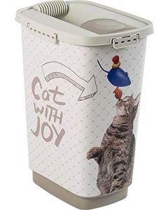 Rotho Mypet Pet Food Container JOY chat 25 L - La Compagnie des Animaux
