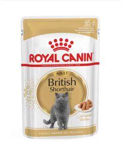 Royal Canin British Shorthair Adult 12 x 85 g