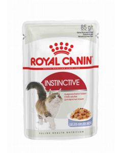 Royal Canin Feline Health Nutrition Instinctive gelée 12 x 85 g
