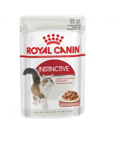 Royal Canin Feline Health Nutrition Instinctive sauce 12 x 85 g