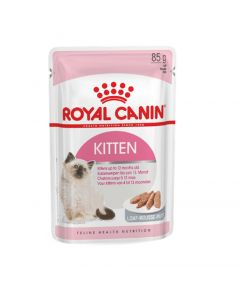 Royal Canin Kitten sachet en mousse 12 x 85 g