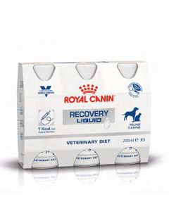 Royal Canin Veterinary Diet Recovery Liquid 3 x 200 ml