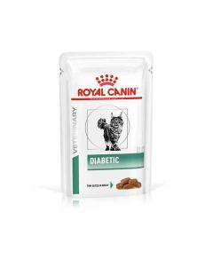 Royal Canin Veterinary Cat Diabetic Sachet 12 x 85 g