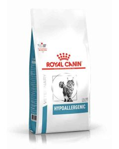Royal Canin Veterinary Diet Cat Hypoallergenic DR25 2.5 kg- La Compagnie des Animaux