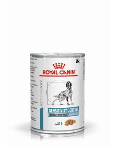 Royal Canin Veterinary Dog Sensitivity Control Poulet 12 x 420 grs
