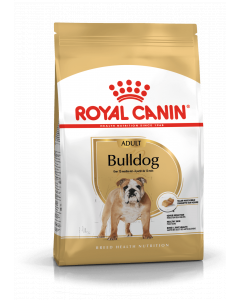Royal Canin Bulldog Adult - La Compagnie des Animaux