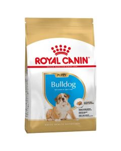 Royal Canin Bulldog Junior 12 kg