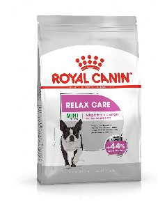 Royal Canin Canine Care Nutrition Mini Relax Care - La Compagnie des Animaux