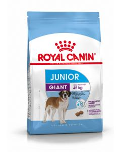 Royal Canin Junior Giant - La Compagnie des Animaux