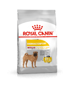 Royal Canin Medium Dermacomfort - La Compagnie des Animaux