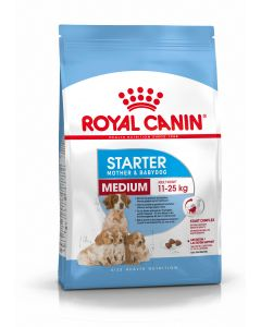 Royal Canin Medium Starter Mother and Babydog - La Compagnie des Animaux