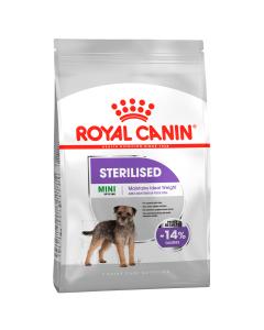 Royal Canin Mini Sterilised - La Compagnie des Animaux