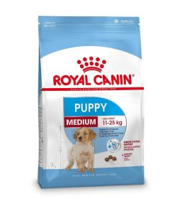 Royal Canin Puppy Medium - La Compagnie des Animaux