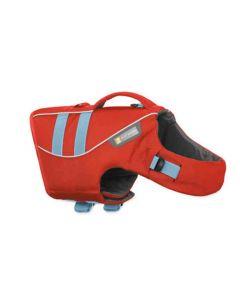 Ruffwear Gilet de sauvetage Float Coat Rouge XXS