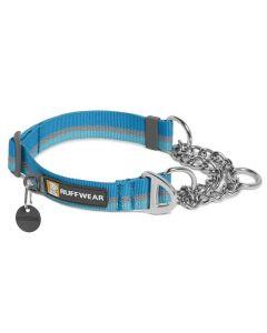 Ruffwear Collier Reaction Chain Bleu L