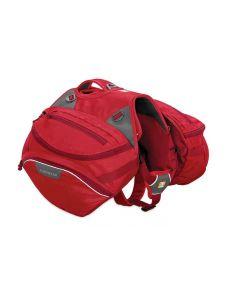 Sac à dos Ruffwear Palisades Rouge L/XL- La Compagnie des Animaux
