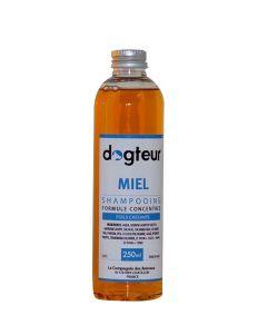 Shampooing PRO Dogteur Miel 250 mL- La Compagnie des Animaux