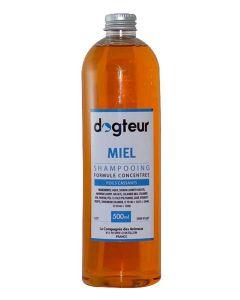 Shampooing PRO Dogteur Miel 500 mL- La Compagnie des Animaux