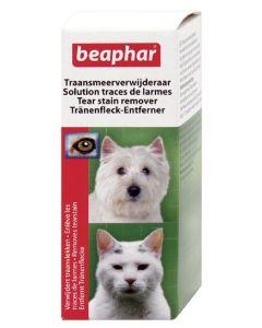 Beaphar Solution contre les Traces de Larmes pour Chien et Chat 50 ml