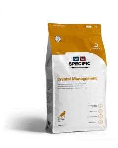 Specific Chat FCD Crystal Management 7 kg- La Compagnie des Animaux