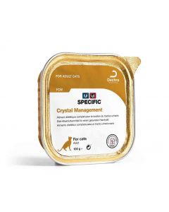 Specific Chat FCW Crystal Management 7 x 100 grs- La Compagnie des Animaux