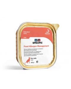 Specific Chat FDW Food Allergen Management 7 x 100 grs- La Compagnie des Animaux