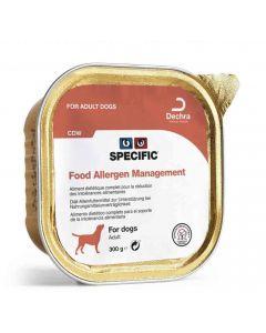 Specific Chien CDW Food Allergy Management 6 x 300 grs - La compagnie des animaux