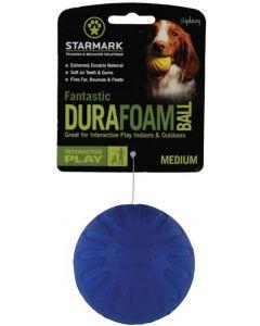 Starmark Jouet Fantastic DuraFoam Ball Ø 6,5cm M - La Compagnie des Animaux