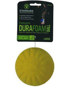 Starmark Jouet Everlasting Fantastic DuraFoam Ball Ø 8,5cm M - La Compagnie des Animaux