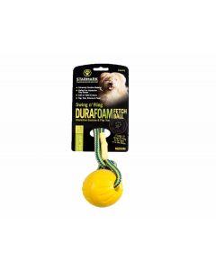 Starmark Jouet Swing'n Fling DuraFoam Fetch Ball M - La Compagnie des Animaux