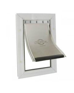 Staywell Porte aluminium Chien et Chat - Dogteur