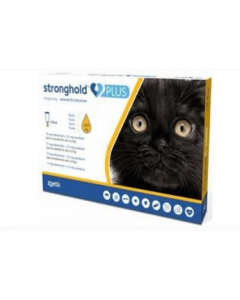 Stronghold Plus 15/2,5 mg Chat moins 2,5 kg 6 pipettes