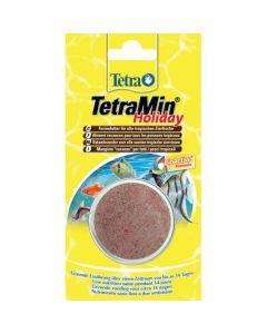 Tetra Tetramin Holiday bloc de 30 gr - La Compagnie des Animaux