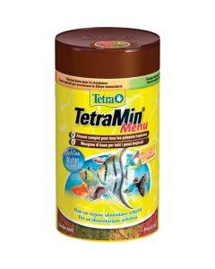 Tetra Tetramin Menu 250 ml - La Compagnie des Animaux
