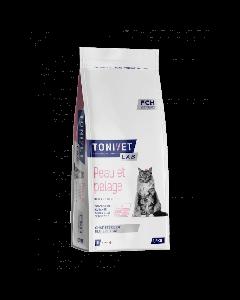 Tonivet Peau et Pelage Chat 1,5 kg - La Compagnie des Animaux