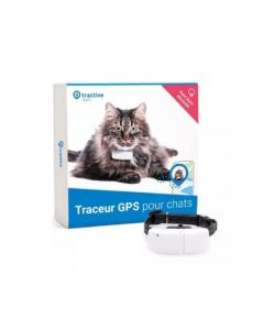 Tractive GPS IKATI pour chat