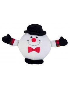 Trixie Balle Pères Noël, pingouins et bonshommes de neige 18 cm- La Compagnie des Animaux