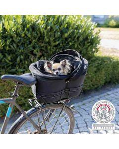 Trixie Panier pour vélo pour porte-bagages étroits 29 × 42 × 48 cm