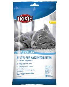 Trixie Sacs à litière Simple'n'Clean L