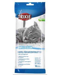 Trixie Sacs à litière Simple'n'Clean M