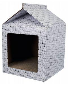 Trixie Maison Griffoir 34 × 48 × 34 cm - La Compagnie des Animaux