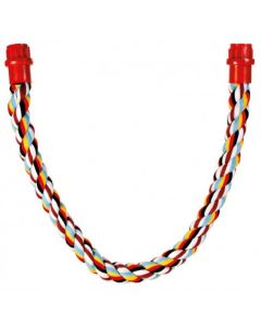 Trixie Perchoir corde pour oiseaux 75 cm