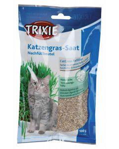 Trixie Sac de graines d'herbes à chats - La Compagnie des Animaux