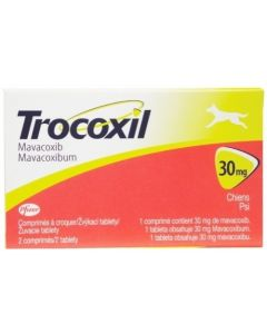 Trocoxil 30mg 2 cps