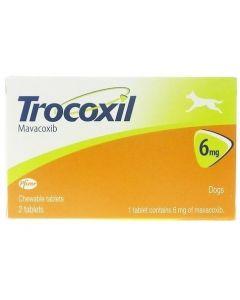 Trocoxil 6mg 2 cps