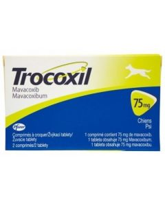 Trocoxil 75mg 2 cps
